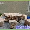 Bàn ghế đá tự nhiên 12