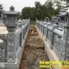 Xây khu lăng mộ đá tại TP Hồ Chí Minh