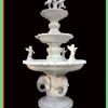 Đài phun nước mini bằng đá 08