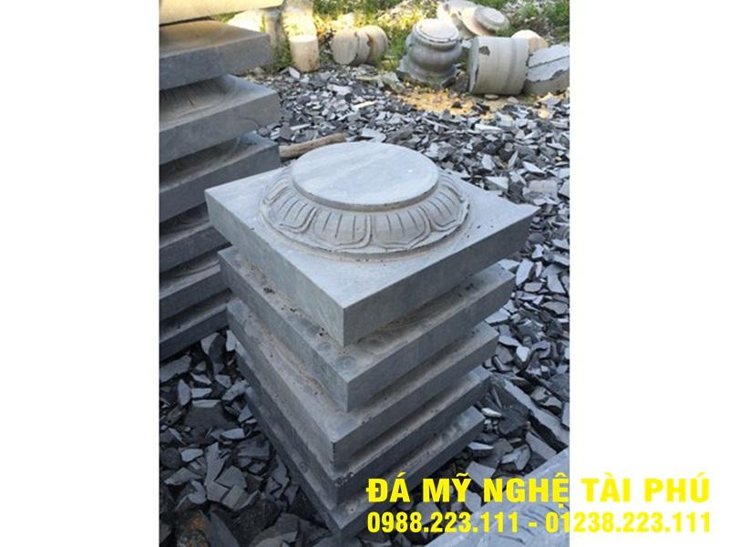 Chân cột đá tại Bà Rịa