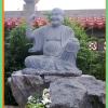 Làm tượng la hán bằng đá 08-Phật Đà Nan Đề (Bouđhanandi)