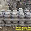 Chân cột đá tại Ninh Thuận