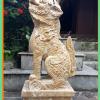 Nghê Việt-Con chó đá vàng 01