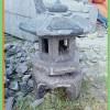 Làm đèn đá trang trí đẹp Tại Hà Nội
