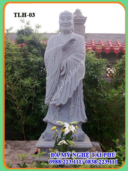 Tượng la hán 03- Ma Ha Ca Diếp (Mahakasyapa)