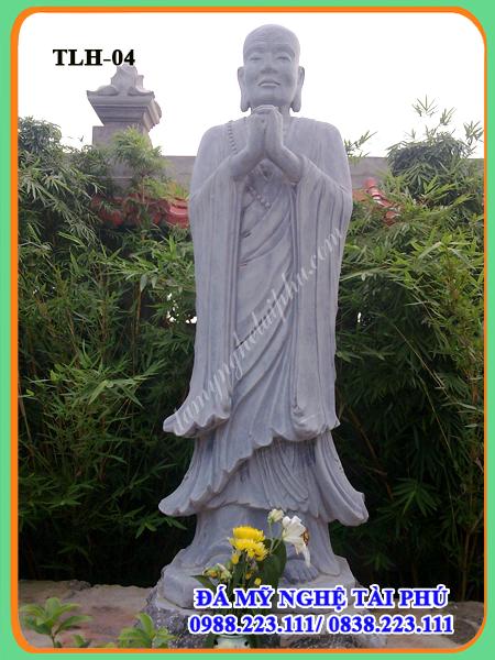 Tượng la hán 04-A Nan Đà (Ananda)