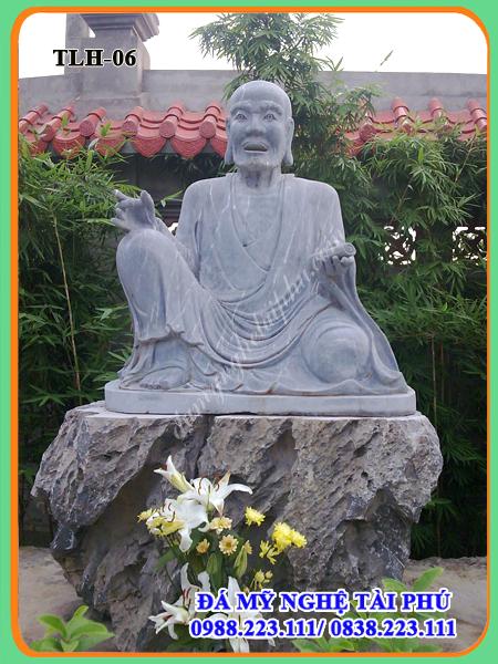 Tượng la hán 06-Ưu Ba Cúc Đa (Upagupta)