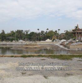 Tu sửa, bổ sung Lầu Quan thế âm Bổ tác (Tượng phật bà Quan Âm cao 4.9m) tại chùa Thọ – Hà Nam