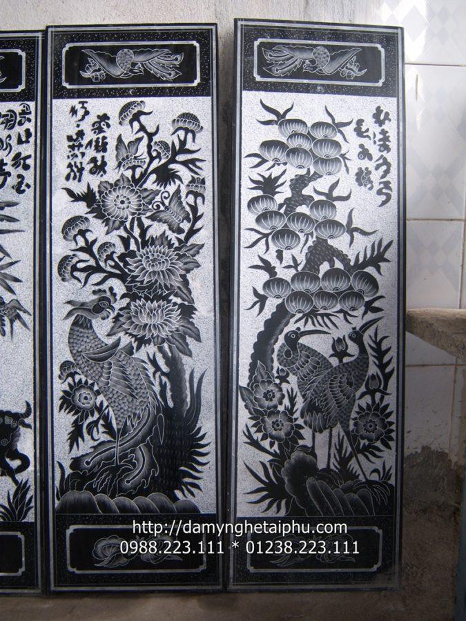 Bán Tranh da - mau tranh da dep (1)