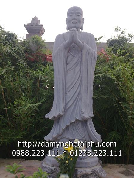 Tượng đá La Hán, tượng La Hán 5