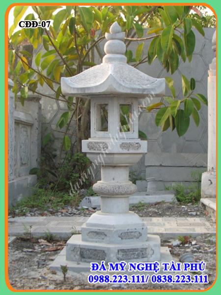 Đèn đá đẹp - Đèn đá trang trí đẹp 07
