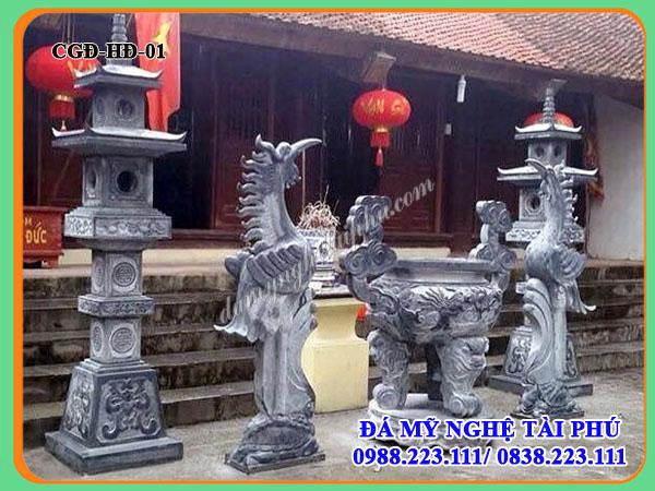 Mẫu hạc đá đẹp Ninh Bình