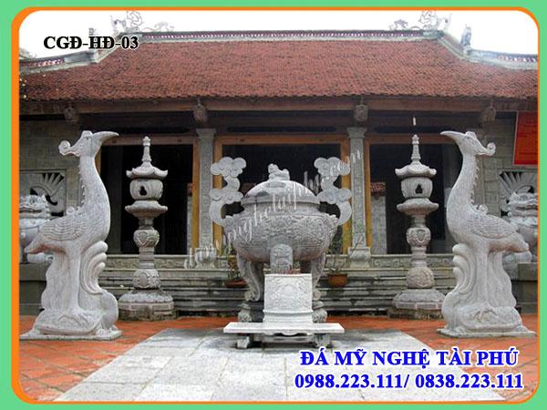 Mau Hac Da- Con Hac Da Dep - của Đá mỹ nghệ Tài Phú Ninh Vân, Ninh Bình