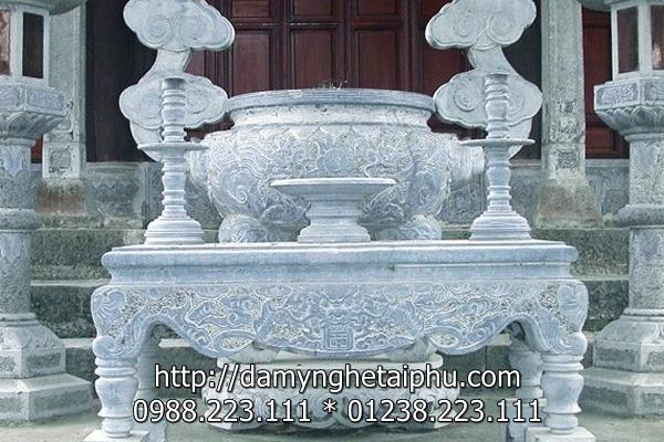 Mẫu Bàn lễ Đá, Bàn lễ đá đẹp- Ban le Da Dep (1)