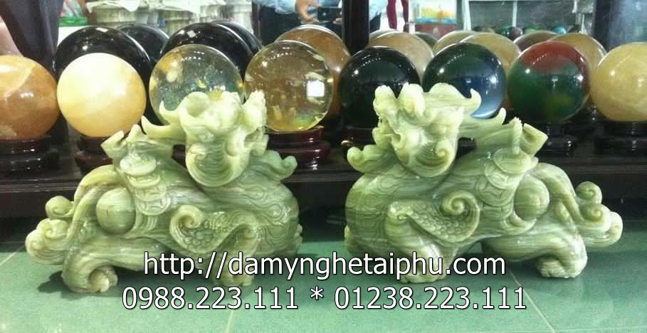 Ty huu da dep cua Da my nghe Tai Phu - Ninh Van Hoa Lu - Ninh Binh