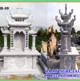 Lăng mộ đá công giáo 09