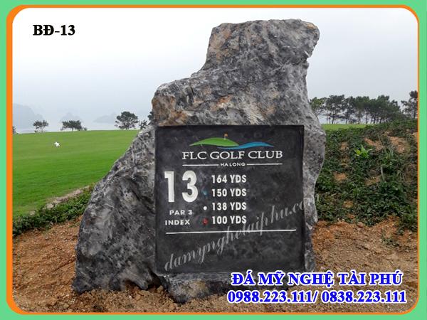 Bia đá tự nhiên 13 - Sân golf FLC Hạ Long