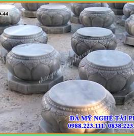Chân tảng đá tại Nghệ An