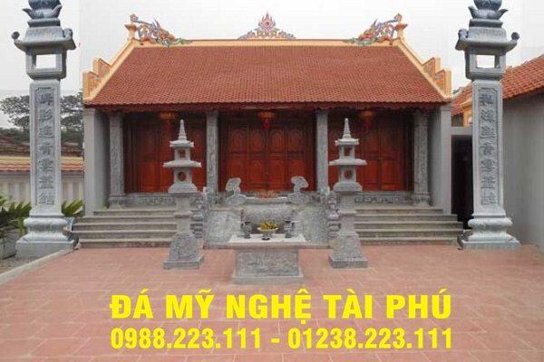 Lam cot da Nha tho ho - Cot da dong tru tren Toan Quoc
