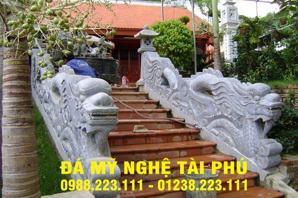 Rồng đá ĐẸP Tài Phú Ninh Vân Hoa Lư Ninh Bình