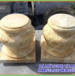 Tảng cột đá tại Quảng Bình