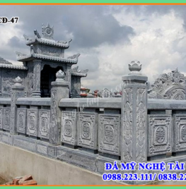 Xây lan can đá tại Đà Nẵng