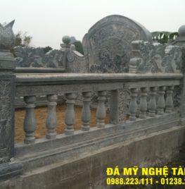 Xây lan can đá tại Đồng Nai