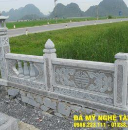 Xây lan can đá tại Nghệ An