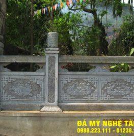 Xây lan can đá tại Quảng Bình
