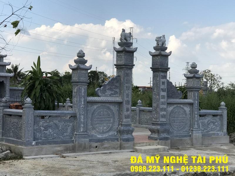 Xây lan can đá tại Phú Yên