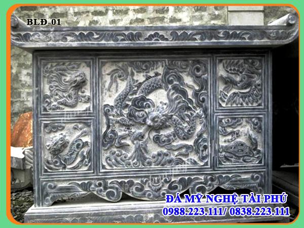 Bàn lễ đá - bàn thờ đá đẹp 01, BÀN LỄ ĐÁ ĐẸP, bàn lễ bằng đá