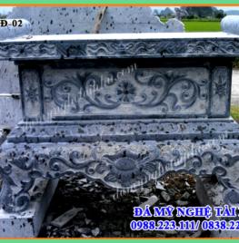 Mẫu Bàn lễ đá 2
