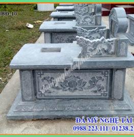 Mộ đá đẹp Ninh Bình