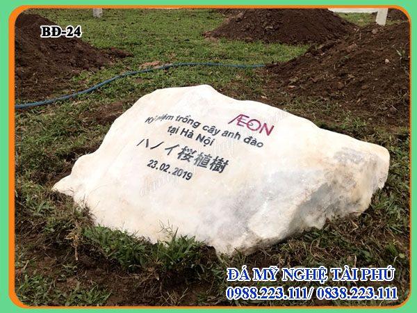 Bia đá lưu niệm, bia đá kỉ niệm, bia đá, bia đá di tích, bia đá khối, bia đá tự nhiên, Bia đá công ty