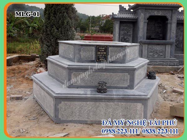 Mộ lục giác bằng đá, MỘ ĐÁ LỤC GIÁC, MỘ ĐÁ
