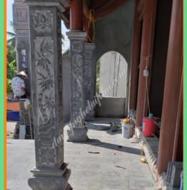 Làm cột đá vuông đẹp cho Nhà thờ tại Nam Định
