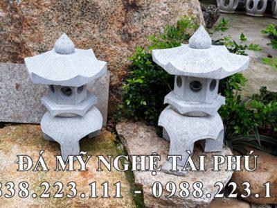 Đèn đá trang trí Nhật Bản #9