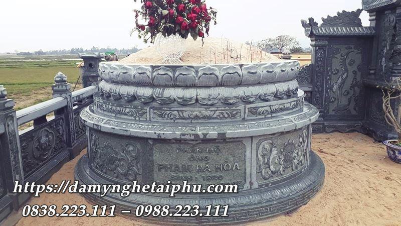 Mau mo tron DEP Tai Phu- Mo da co