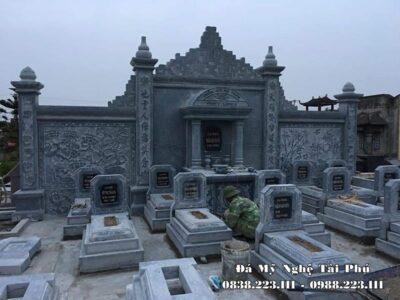 Xây dựng Lăng mộ đá kiểu mới năm 2021 – Đá mỹ nghệ Tài Phú