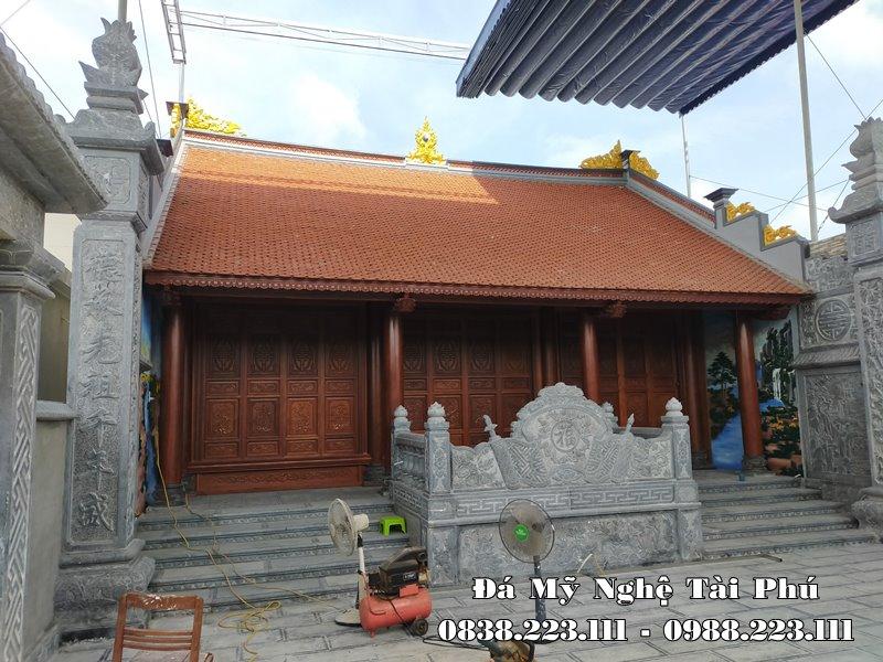 Thi cong Cot da Dinh Lang dep