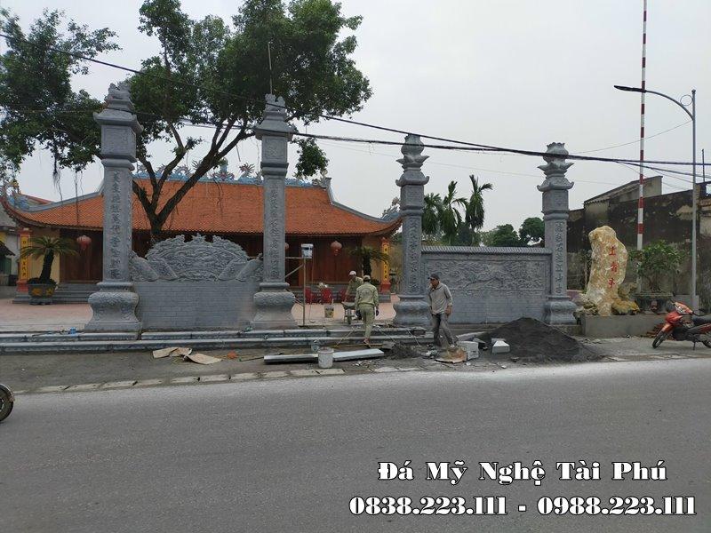 Xay Cong da tu tru cho Dinh Lang