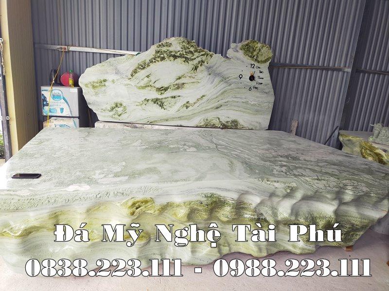 Sap da xanh ngoc cao cap Tai Phu - Mau Sap da dep