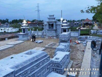 Mẫu Nhang án đá đẹp tại Ninh Bình cho gia tộc Họ Bùi