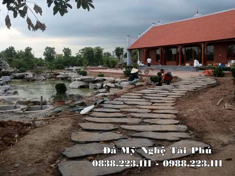 Da san vuon - Da lat tu nhien dep Tai Phu
