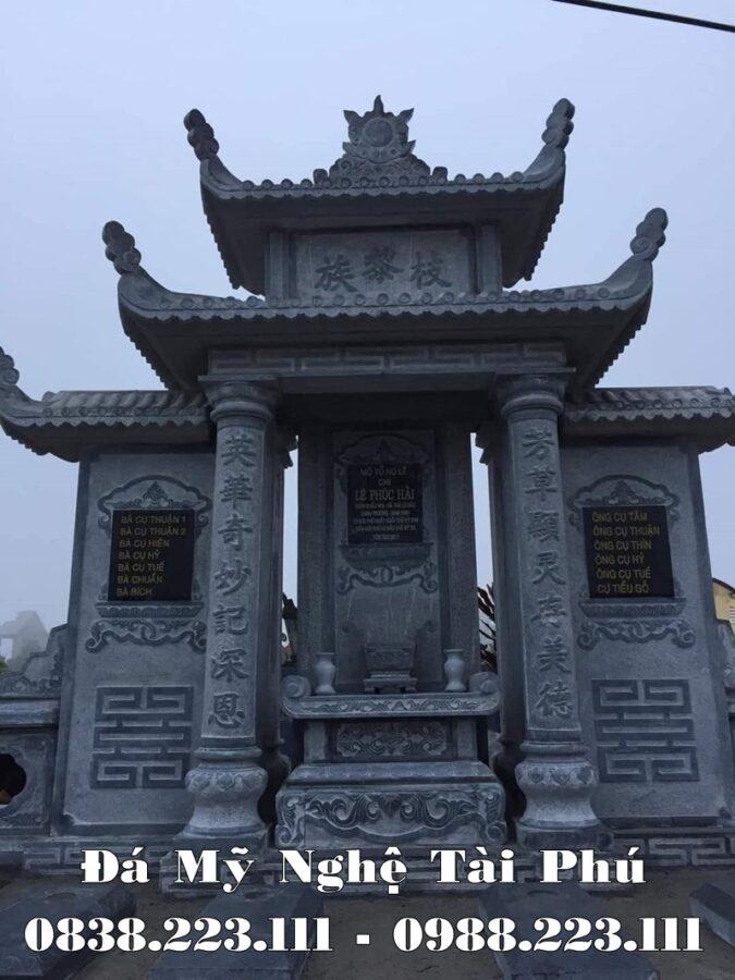 Mẫu Am thờ đá (Long đình đá) đẹp Tài Phú Ninh Bình.